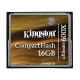 KINGSTON CF Ultimate 16GB [CF/16GB-U3]